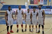 BASKETBOL KULÜBÜ - TB2L; Çankırı Demirspor Açıklaması91 Bilecik Belediyesi Basketbol Kulübü Açıklaması82