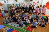 KÖPEK - Tepebaşı Belediyesi Anaokulu Öğrencilerine Hayvan Sevgisi Aşıladı