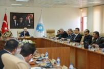 ORGANİZE SANAYİ BÖLGESİ - Üniversitede Kalite Komisyonu Dış Paydaş Toplantısı Yapıldı