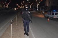 TRAFİK TESCİL - Uşak Polisinin 'Huzur 64' Uygulaması