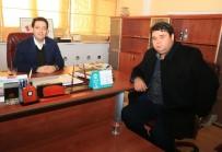 UZUV - 15 Temmuz Gazisi Veyis Gümüşsoy'dan Başkan Yazgı'ya Ziyaret