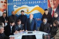 BISMILLAH - AK Parti Mecitözü Danışma Meclisi Toplandı