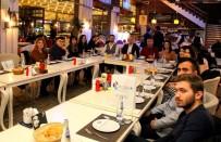 ERASMUS - Avrupa Yolundaki Öğrenciler Rektör Yılmaz'la Yemekte Bir Araya Geldi