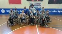 MEHMET GÜLER - Aydın Engelli Basketbol Takımı Sezonun İlk Yarısını Galibiyetle Kapadı