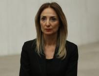 AYLİN NAZLIAKA - Aylin Nazlıaka'dan kelepçe açıklaması