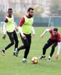 CENGIZ AYDOĞAN - Aytemiz Alanyaspor'da Antalyaspor Maçı Hazırlıkları Başladı