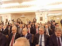 SEDDAR YAVUZ - Başkan Asya, Cazibe Merkezleri Programı Toplantısına Katıldı