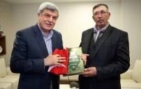 ÇANAKKALE SAVAŞı - Başkan Karaosmanoğlu, 'Halisdemir'in Hayalini Gerçekleştireceğiz'