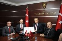 TRABZON VALİSİ - Batum'da Okuyan 165 Öğrenci Trabzon'da Sportif Ve Kültürel Faaliyetlere Katılacak