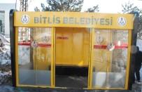 AHMET ÇıNAR - Bitlis Belediyesinden Klimalı Ve Televizyonlu Otobüs Durağı