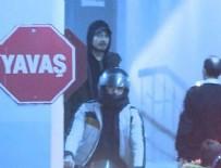 MASLAK - Çağatay Ulusoy hastaneden dublörle kaçtı