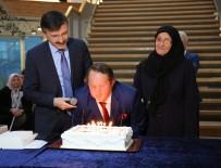ZEYTİNBURNU BELEDİYESİ - Cumhurbaşkanı Erdoğan'ın manevi oğlu İbo'ya doğum günü sürprizi