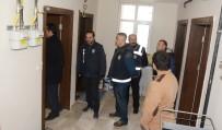 ÇILINGIR - Dar Gelirli Aileler İçin Yapılan Konutların Kiralandığı Tespit Edilince Operasyon Düzenlendi
