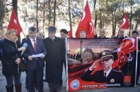SEZAI KARAKOÇ - Diyarbakırlı Şehit Aileleri Okkan'ı Unutmadı