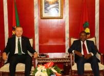 MOZAMBIK - Erdoğan, Mozambik Cumhurbaşkanı Nyusi İle Görüştü