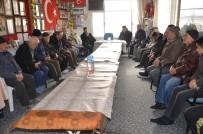 DOĞUBEYAZıT - Ereğli Belediyesi, Şehitleri Şehit Oldukları Gün Mevlid-İ Şerif Okutarak Yad Ediyor