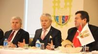GENÇ GİRİŞİMCİLER - ETSO Başkanı Zıpkınkurt, 2016 Yılı Çalışmalarını Değerlendirdi