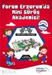 PUZZLE - Forum Erzurum'dan 'Mini Sürüş Akademisi'