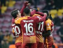 BRUMA - Arena'dan 8 gol çıktı!
