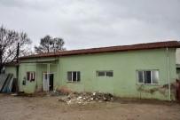 MEHMED ALI SARAOĞLU - Gediz'de Belediye Mezbahası Yenileniyor