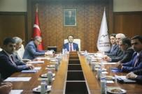 TÜRKIYE İŞ KURUMU - İl İstihdam Ve Mesleki Eğitim Kurulları Toplantısı Yapıldı