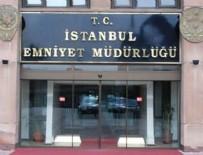 İSTANBUL EMNİYET MÜDÜRLÜĞÜ - İstanbul Emniyet Müdürlüğünde görev değişiklikleri