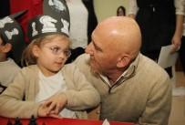 ALTıNOK ÖZ - Kartallı Minikler Uğur Mumcu Anısına Hamlelerini Yarıştırdı