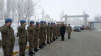 AHMET ÖZKAN - Kaymakam Özkan'dan Askerlere Ziyaret
