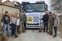 BÜYÜKBAŞ HAYVANLAR - Konya'da Çiftçiye 2016'Da 9,2 Milyonluk Fidan Ve Fide Desteği Sağlandı