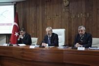 BARTIN ÜNİVERSİTESİ - Koordinasyon Kurulu Toplantısı Yapıldı