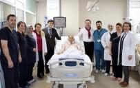 DUMLUPıNAR ÜNIVERSITESI - Kütahya'da 'Minimal Kesiyle' Kalp Ameliyatı