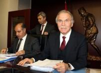 MEHMET ALI ŞAHIN - Mehmet Ali Şahin Açıklaması 'Cumhurbaşkanlığı Hükümet Modelinde Son Söz Milletindir'
