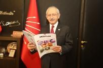 MUAZZEZ İLMİYE ÇIĞ - 'Mezitlim' Dergisi Okuyuculara Ulaşıyor
