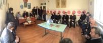 TARIŞ ZEYTIN - MHP Aydın İl Teşkilatı Çine'de Ziyaretlerde Bulundu