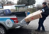 DOKTOR RAPORU - Milas Belediyesi'nden İhtiyaç Sahiplerine Tekerlekli Sandalye Yardımı