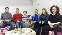 Milas'ta Öğretmenlerden Öğrencilere Evlerinde Ziyaret