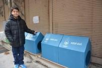 DONMA TEHLİKESİ - Minik Mesut'un Duyarlılığı Kedileri Donmaktan Kurtardı