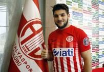 SALİH DURSUN - Mustafa El Kabir Resmen Antalyaspor'da