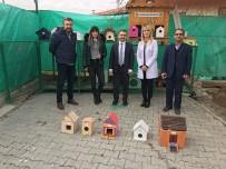 İBN-İ SİNA - Öğrencilerden Sokak Hayvanları İçin Barınak