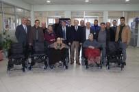 KASIDE - Saruhanlı'da Engellilerin Yüzü Güldü