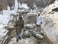 PKK TERÖR ÖRGÜTÜ - Şehit Jandarma Uzman Çavuş Muhammet Yılmaz - 117 operasyonu