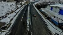 SERVİS ARACI - Sultan Abdülhamid Han Bulvarı'ndan Günde 6 Bin 400 Araç Geçiyor
