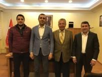 ALI ARıKAN - TÜGVA Başkanı Som'dan Vali Yardımcılarına Ziyaret