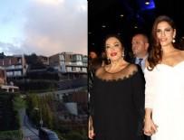 TÜRKAN ŞORAY - Türkan Şoray yeni evine taşındı