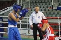 Türkiye Genç Erkekler Ferdi Boks Şampiyonası Sürüyor