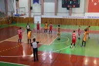 U16 Erkekler Basketbol Kulüp Maçları Devam Ediyor