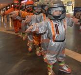 ANİMASYON FİLMİ - Ufozaytürk Uzay Macerası Etkinliği Çocukların Büyük İlgisini Çekiyor