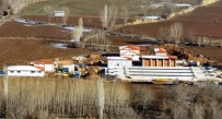 ATIK SU ARITMA TESİSİ - Zile'ye 19 Milyon TL'lik Atık Su Arıtma Tesisi