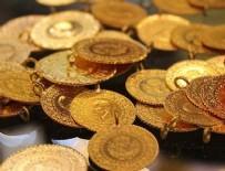 ALTIN FİYATLARI - Çeyrek altın ve altın fiyatları 25.01.2017