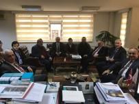 MANEVIYAT - Başkan Babaş Ve UNESCO Çalışma Grubu'ndan Şeyh Şaban-I Veli Yılı Seferberliği